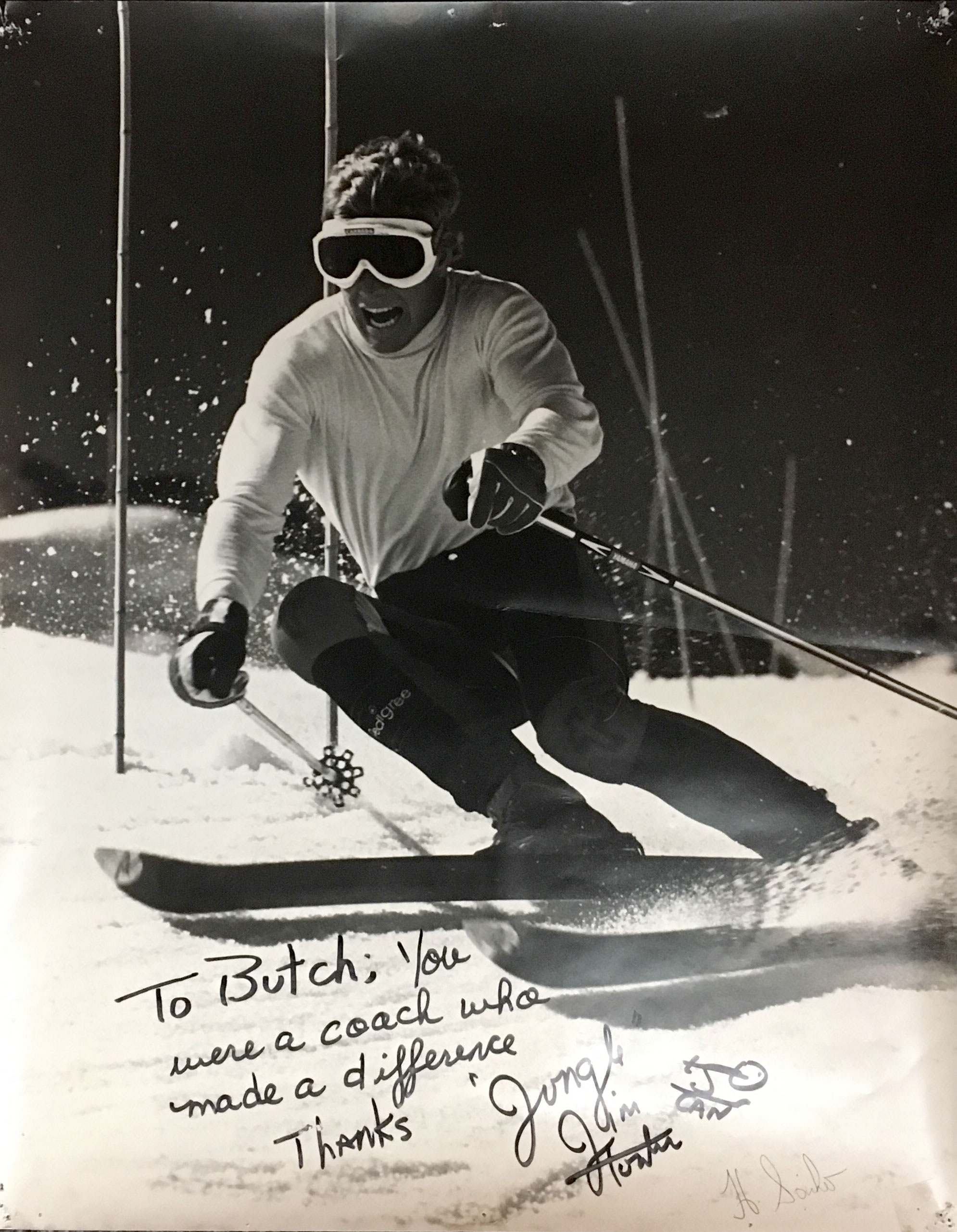 Butch Boutry Ski Shop, Rossland, British Columbia